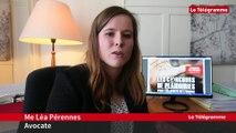 Brest. Léa Pérennes va participer au Concours International des Plaidoiries