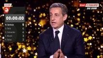 """""""L'Equipe du soir"""" : Quand Nicolas Sarkozy est envoyé en prison"""