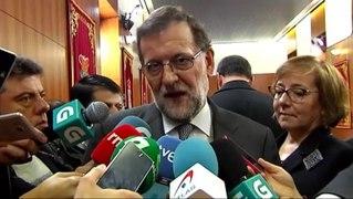 Rajoy confirma el inicio de conversaciones para ap
