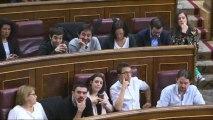 """Hernando: """"Algunos van de héroes de la izquierda, pero impiden que haya un presidente de la izquierda"""""""