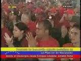 Chávez habla sobre Uribe y Colombia (4 de 4)