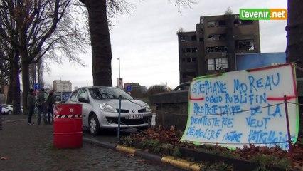 Alain De Clerck entame une grève de la faim