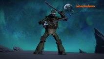 Teenage Mutant Ninja Turtles : les Tortues Ninja   Le clan des blaireaux du Bitume   NICKELODEON