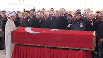 Şehit Piyade Astsubay Üstçavuş Musa Özalkan'ın cenaze namazı (1) - ANKARA