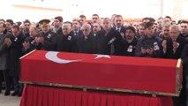 Şehit Piyade Astsubay Üstçavuş Musa Özalkan'ın cenaze namazı (2) - ANKARA