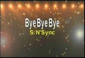 Nsync Bye Bye Bye Karaoke Version