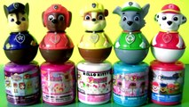 Paw Patrol Weebles Wobble Collection Disney Mashems & Fashems Toys Surprise Funt