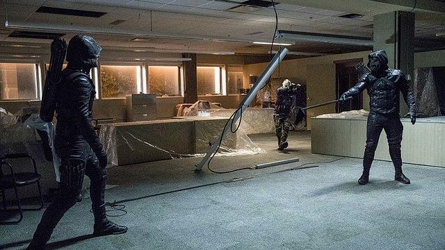 Plein-regarder! Arrow [123movies]: Saison 6 Episode 11 - En ligne