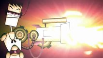 TARBOY animation - an epic, animated short film/ 2D Flash animation