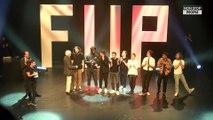 Les stars réunies pour la clôture du festival d'humour de Paris (Exclu vidéo)