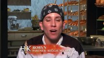 Robyn Reggie Miller Have Fun In The Kitchen Season 17 Ep
