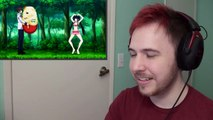 THAT LOOKS SO PAINFUL! - Noble Reacts to Anime Crack