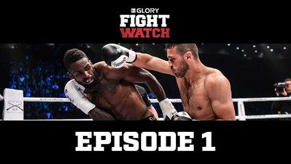 Fight Watch: Murthel Groenhart vs. Harut Grigorian (GLORY 42) -  w/ Todd and Murthel