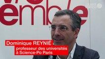 Assises du Vivre Ensemble 2018. Dominique REYNIÉ, professeur des universités à Science-Po Paris