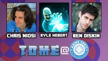 TOME @ Anime Conji! (Episode 00 Premiere + DBZ Kirblogs)