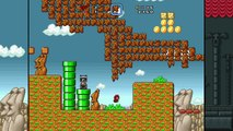 Super Mario Bros. X (SMBX) Custom Level - Return to Sarasaland