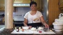 Receta Galletas rizadas o pastas de té - Recetas de cocina, paso a paso, tutorial