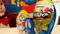 Αυγά Πασχαλινά - Παιχνίδια Kinder Easter Bunny Maxi Boîte