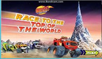 Blaze and the Monster Machines - Halloween truck or treat full in english