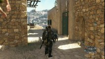 Metal Gear Solid 5 Phantom Pain - Hideo Kojima Easter Egg
