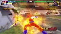 Goku ssj Dios , SSGSS , SSGSS Kaio-ken VS Hit y Black Goku | DBZ Tenkaichi 3 MOD