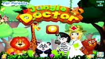 Jungle Doctor Animal Care Games: Learn To Care For Animals - Fun Jungle Doctor App For Kids