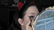 ►How I Did My Makeup In HIGHSCHOOL! Oh God Why :C!