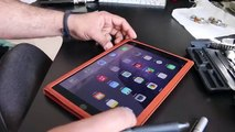 Apple iPad Air 2 with Wacom Bamboo Fineline and creative ive Bluetooth Stylus