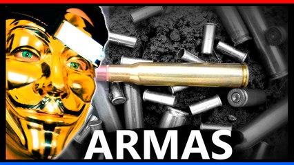 Vamos falar sobre ARMAS (SEM ROTEIRO)