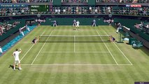 Tennis Elbow new - WIMBLEDON 2016 - Andy Murray vs Rafael Nadal new GAMEPLAY (MAXOU PATCH)