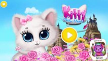 Fun Animals Kitty Care - Baby Lovely Pets Fun Play Toilet Bath CleanUp - Fun Animated Kid Game Video
