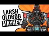 Oldbob and Larsh - Casual Drop Saturday - Mechwarrior Online (MWO) - TTB