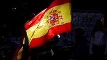 Katalonya'da gösteri sırası bağımsızlık karşıtlarının
