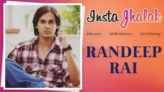 Randeep Rai aka Sameer Talks About Yeh Un Dinon Ki Baat Hai Shoot And Instagram Post| Insta Jhalak