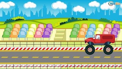 Детские видео: Трактор Павлик - Мультик про Машинки - Развивающие мультики для детей