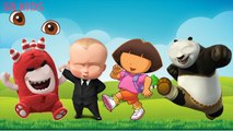 Wrong Eyes Paw Patrol Boss Baby Talking Tom Oddbods Dora Masha Pokemon Minions Finger Family