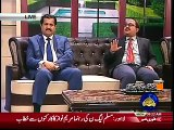 India Pakistan Border & Founder of Pakistan Analyst Raja Kashif Janjua PTV News18-09-2017