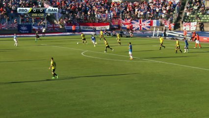 FC PROGRES vs. RANGERS FC / UEL QUALIFIER