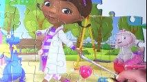 Disney Doc McStuffins PUZZLE Games Clementoni Puzzels Learning Activities Rompecabezas Play De