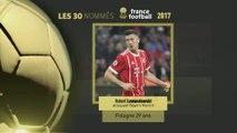 Foot - Ballon d'Or : Avec Robert Lewandowski et Harry Kane