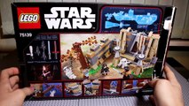 Lego Star Wars 75139 Battle on Takodana Review
