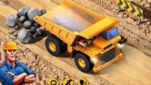 Cars And Heavy Vehicles - Kids Construction | Learn Street Vehicles - Kids Videos : Vehicles App
