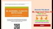 ML Aggrawal Class 9th Maths Guide