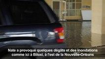 Etats-Unis: la tempête tropicale Nate se dissipe rapidement