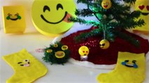 5 DIY Emoji Projects You NEED To Try! Holiday Room Decor, Snow Globe, Ornaments,Gifts-Christmas DIYs