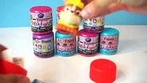 Mixed Mashems Fashems Paw Patrol Doc McStuffins Littlest Pet Shop videos for children ToyBoxMagic