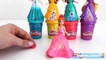 Princesas da Disney - Ariel, Rapunzel, Elsa, Cinderela, Bela 1