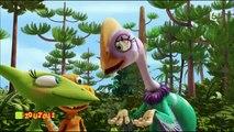 ABC Dino ! Lîle du J / Lîle du K / Lîle du L (dessin animé enfants)