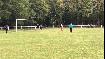 Coupe de l'Oise - Seniors A / Angy - Avilly Saint Léonard s'est imposée au tirs au but !
