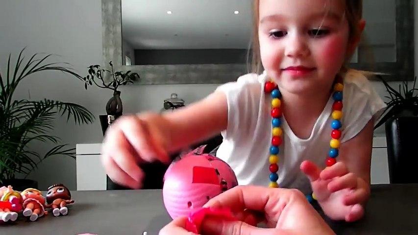 LOL Lil Outrageous Littles Surprise Doll Boule Surprise de Poupée LOL Diva (Unboxing)